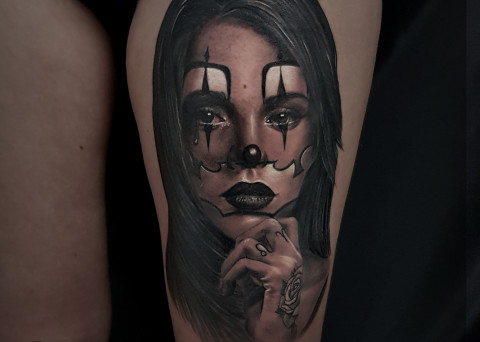 Visages Archives Dark Spirit Tattoo